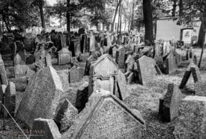 3 Days in Prague - Jewish cemetery