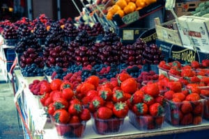 3 Days in Prague - Market in Stare Mesto